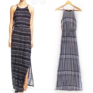 LUHS Neck Maxi Dress Size S